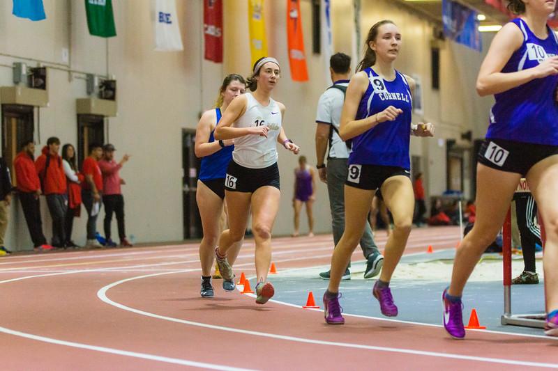 Duhawk Track Meet at NC 8315 Feb 8 2020