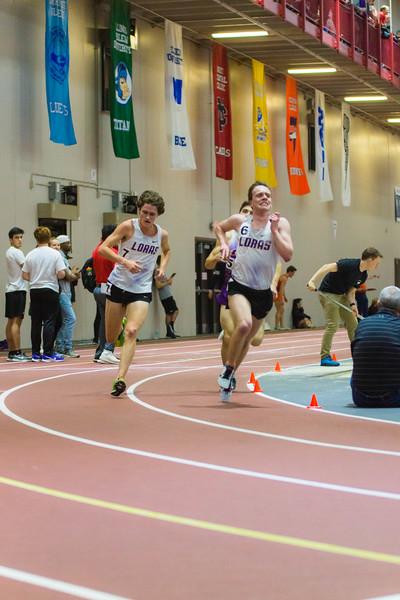 Duhawk Track Meet at NC 8293 Feb 8 2020