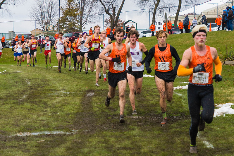 Joey Schultz Loras XC Conference 6374 Nov 2 2019