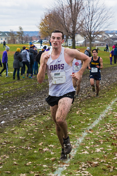 Tyler Havens Loras XC Conference 6454 Nov 2 2019