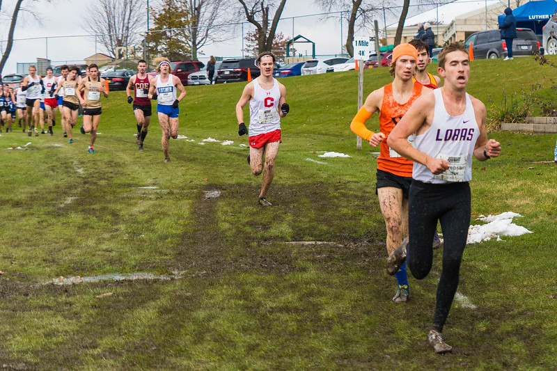 Sam Webster Loras XC Conference 6388 Nov 2 2019