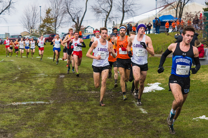 Tyler Havens & Logan Hayes Loras XC Conference 6378 Nov 2 2019