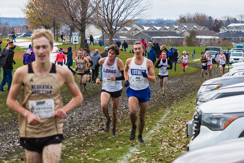 Joey Schultz Loras XC Conference 6442 Nov 2 2019