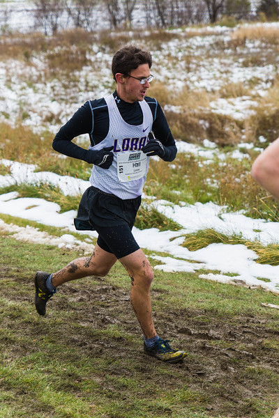 Kyle Hall Loras XC Conference 6366 Nov 2 2019