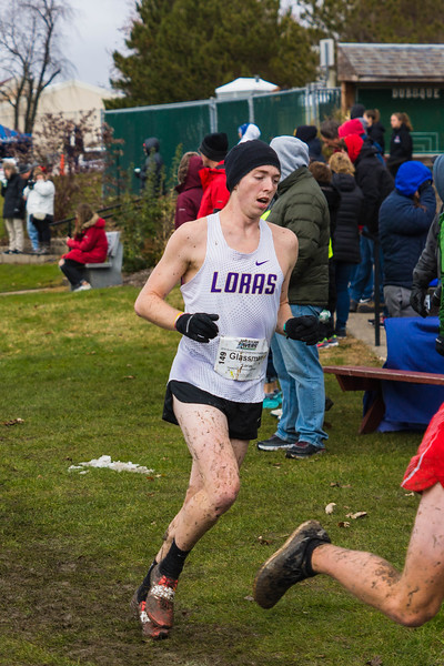 Tyler Glassman Loras XC Conference 6403 Nov 2 2019