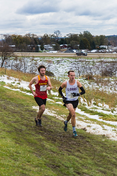 Seth Corrigan Loras XC Conference 6364 Nov 2 2019