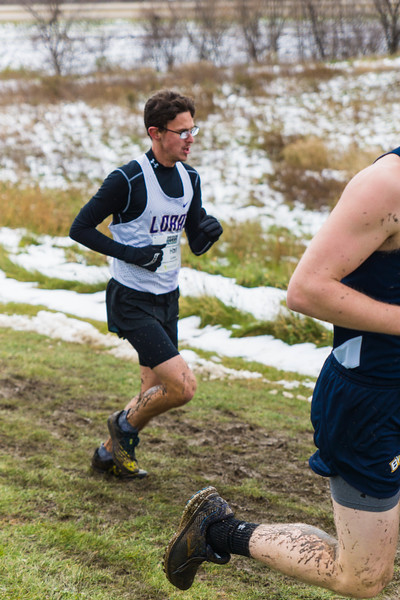 Kyle Hall Loras XC Conference 6365 Nov 2 2019
