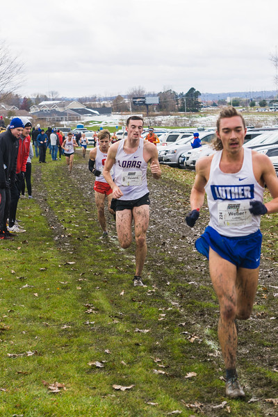 Tyler Havens Loras XC Conference 0155 Nov 2 2019