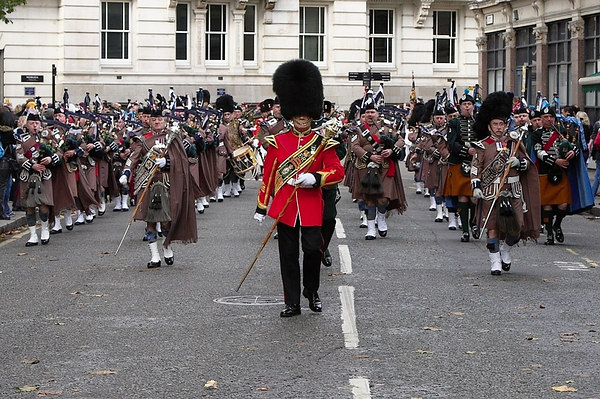 Lord Mayors Day, London 2006