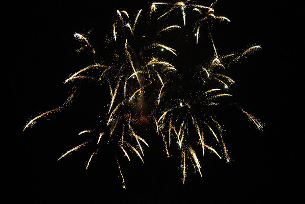 Lord Mayor's Fireworks Nov 2011
