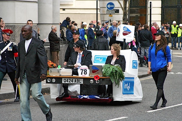 Lord Mayors Show - 2005