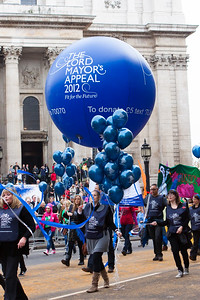 The Lord Mayor's Show 2011 - The Lord Mayor's Appeal 2012