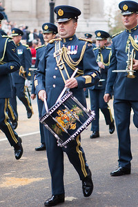 The Lord Mayor's Show 2011 - Drummer