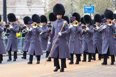 The Lord Mayor's Show 2011 - Gets under way
