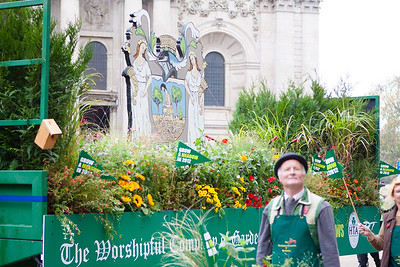The Lord Mayor's Show 2011 - The Worshipful Company of Gardeners