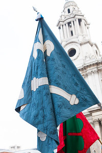 The Lord Mayor's Show 2011 - Flags
