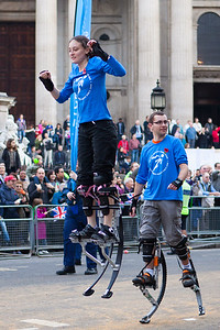 The Lord Mayor's Show 2011 - Jack Petchey Foundation