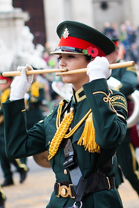 The Lord Mayor's Show 2011 - Drummer Girl