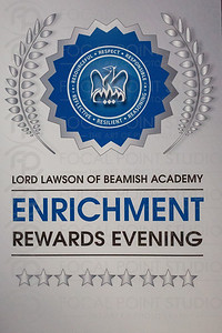 Lord Lawson enrichment awards 2018