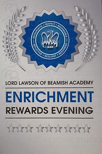 Lord Lawson enrichment awards 2018