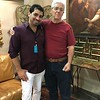 Jose Inez Navarro with Ron in Houston 3/16/17 at the new HADA show