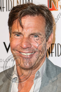 HOLLYWOOD, CA - OCTOBER 08:  Actor Dennis Quaid arrives at Los Angeles Confidential Magazine Celebrates Their Men's Issue Cover Party with Dennis Quaid at The Residences At W Hollywood on October 8, 2012 in Hollywood, California.  (Photo by Chelsea Lauren/WireImage)