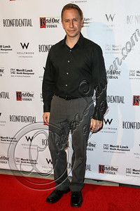 HOLLYWOOD, CA - OCTOBER 08:  Actor Charlie Weirauch arrives at Los Angeles Confidential Magazine Celebrates Their Men's Issue Cover Party with Dennis Quaid at The Residences At W Hollywood on October 8, 2012 in Hollywood, California.  (Photo by Chelsea Lauren/WireImage)