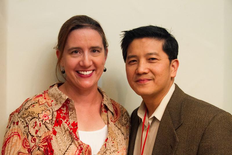 Huy & Lesley Tran