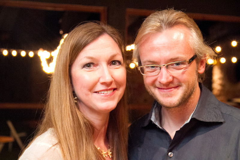 Mary Beth Vono & Jeff Rowland