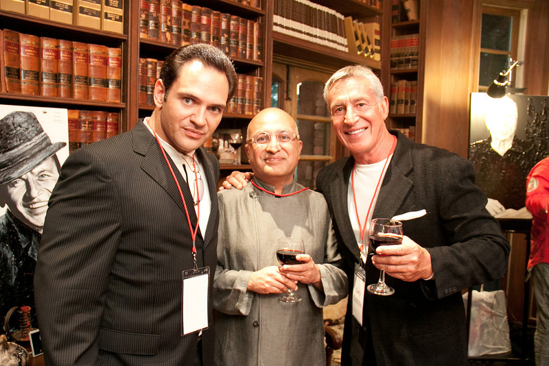 Al Dias, Ajay, and Gary Kaposta