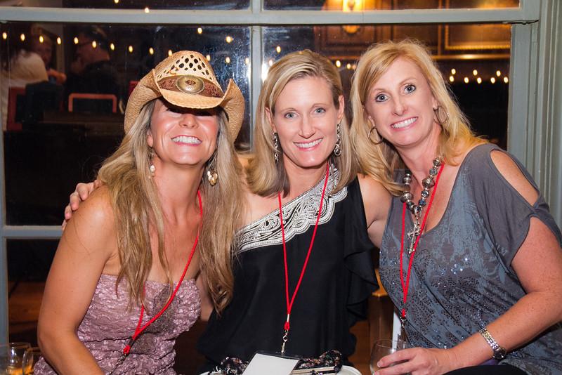Rachel Kniffen, Jodi Hoke, Stephanie Trout