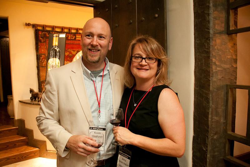 Kevin & Amy Heglund