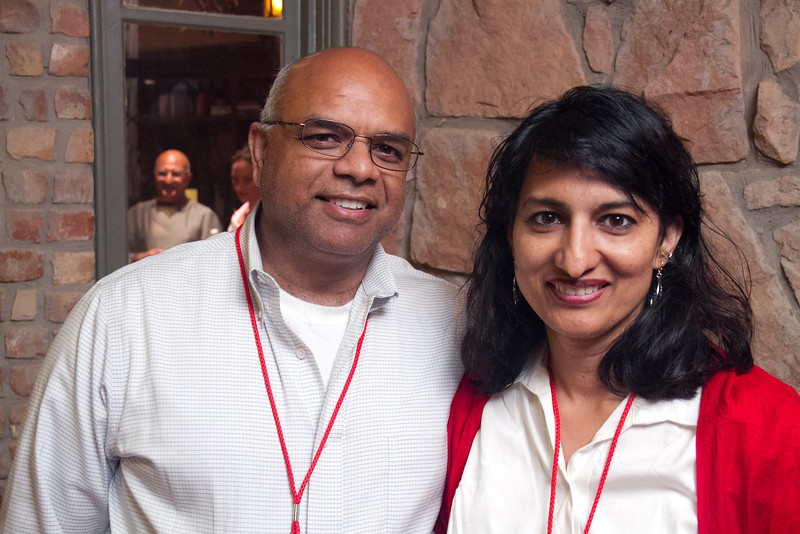 AJ & Shahla Pilani