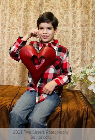 Lotta Love Valentine Photo Event