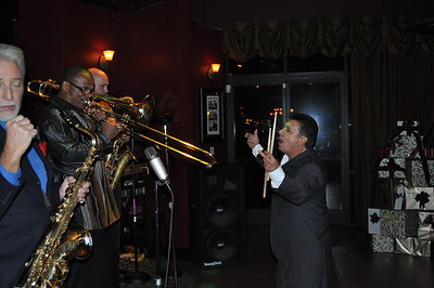 Lou Martinez Band at Daddy Mac's Bar and Restaurant in Las Vegas in photograph.  Copyright 2009 Mark Bowers All Rights Reserved