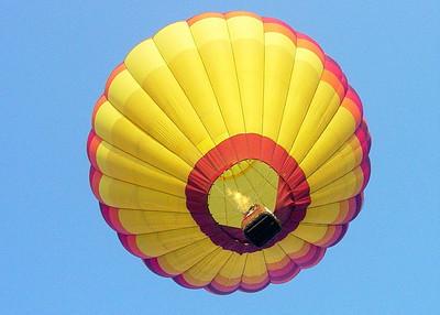 Louisiana Balloon Festival 2008