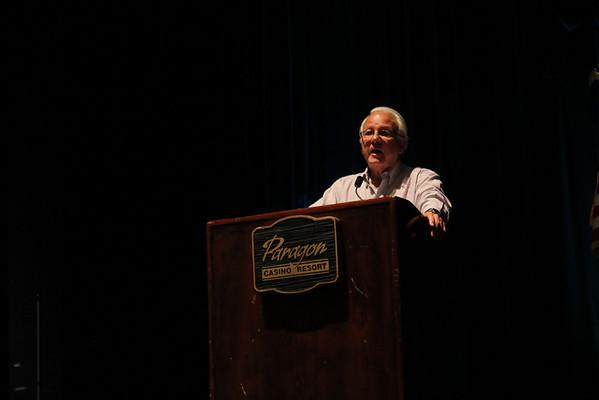 Louisiana Press Association convention 5-5-12