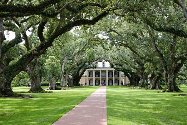 Louisiana - USA August 2013