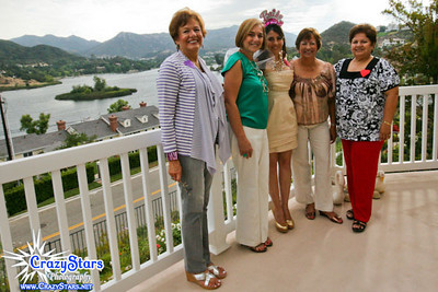 Lourdes' Bridal Shower