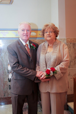 Lousie & Leo~40 Years~June 3, 2012