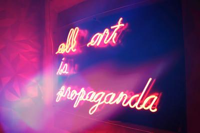 Love And Propaganda 5-27-2017