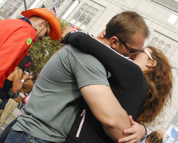 San Francisco Love Parade September 2006