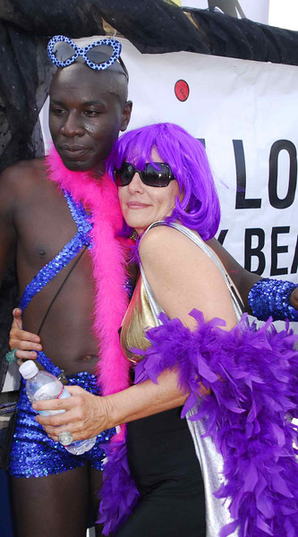 San Francisco Love Parade September 2006