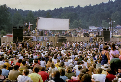Love Valley Rock Festival - 1970