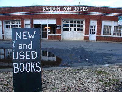Love 4 Haiti  http://www.love4haiti.net/ Random Row Books 315 W. Main St. Charlottesville, VA