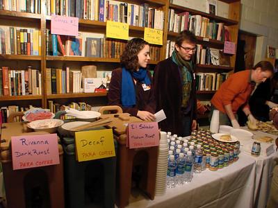 Love 4 Haiti  http://www.love4haiti.net/ Maria Guarino, Matt Jones, Will Zimmerman