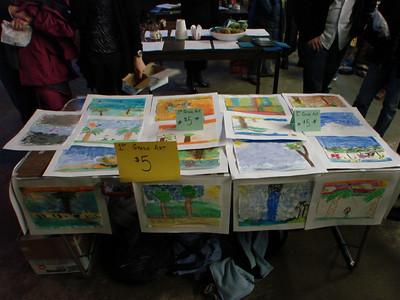 Love 4 Haiti  http://www.love4haiti.net  Art by first graders at Burnley-Moran Elementary School Charlottesville, VA