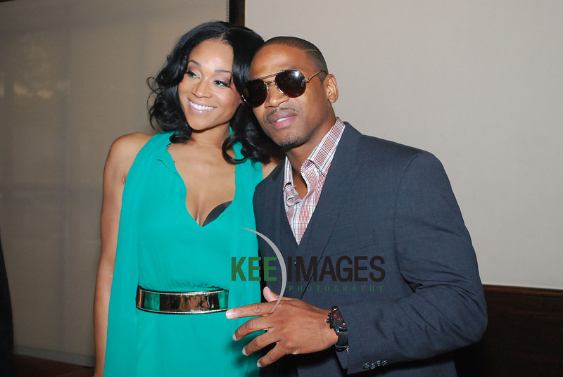 Cast - Stevie J and Mimi Faust