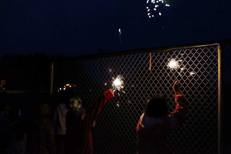 Canada Day July 1st 2009 in Moosonee