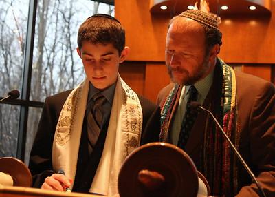 Luca Grodsky Bar Mitzvah 12-08-12
